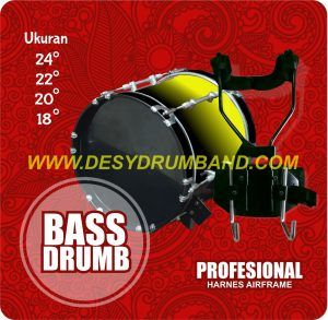 jual alat marching band profesional sma bass