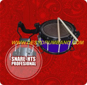 jual alat marchingband sd profesional snare hts