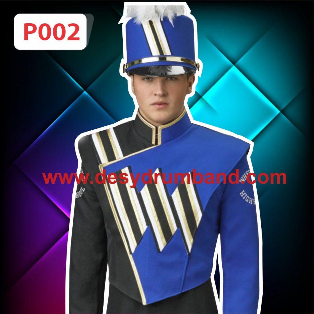 jual baju drumband 2