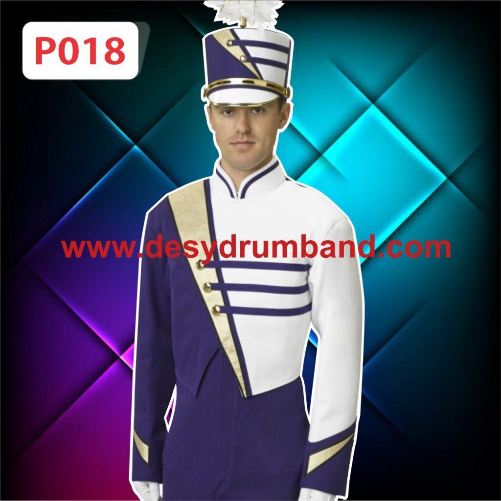 jual kostum drumband sltp