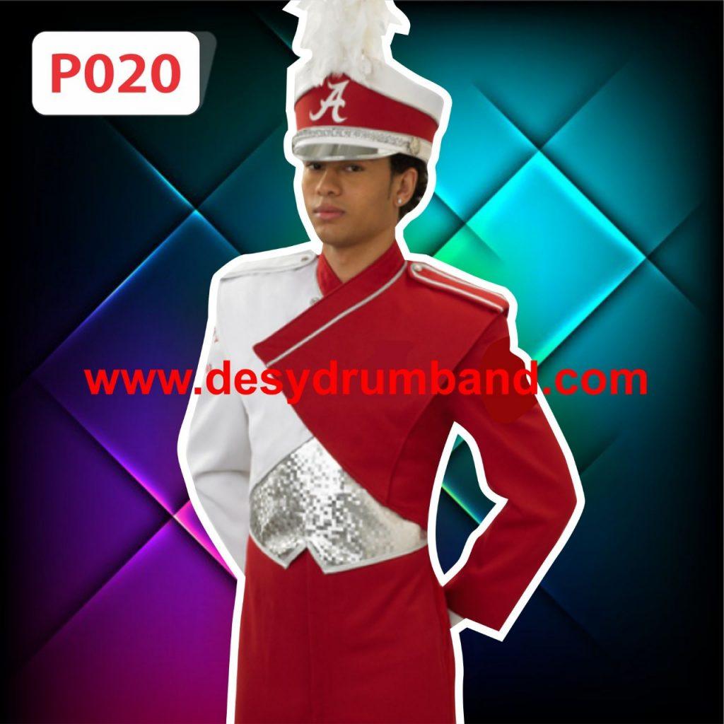 jual kostum drumband smu