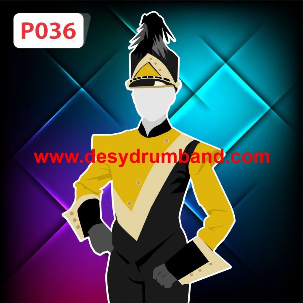 jual kostum drumband terbaru