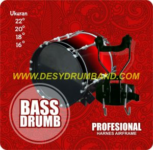 jual marchingband smp profesional bass