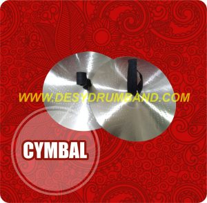 jual peralatan drumband cymball di bantul