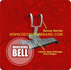 tempat jual alat drumband tk marchingbell di yogyakarta
