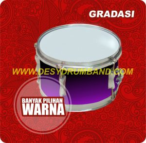 tempat jual alat drumband tk snare gradasi di yogyakarta