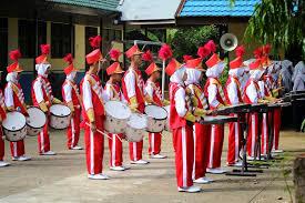mengenal drumband