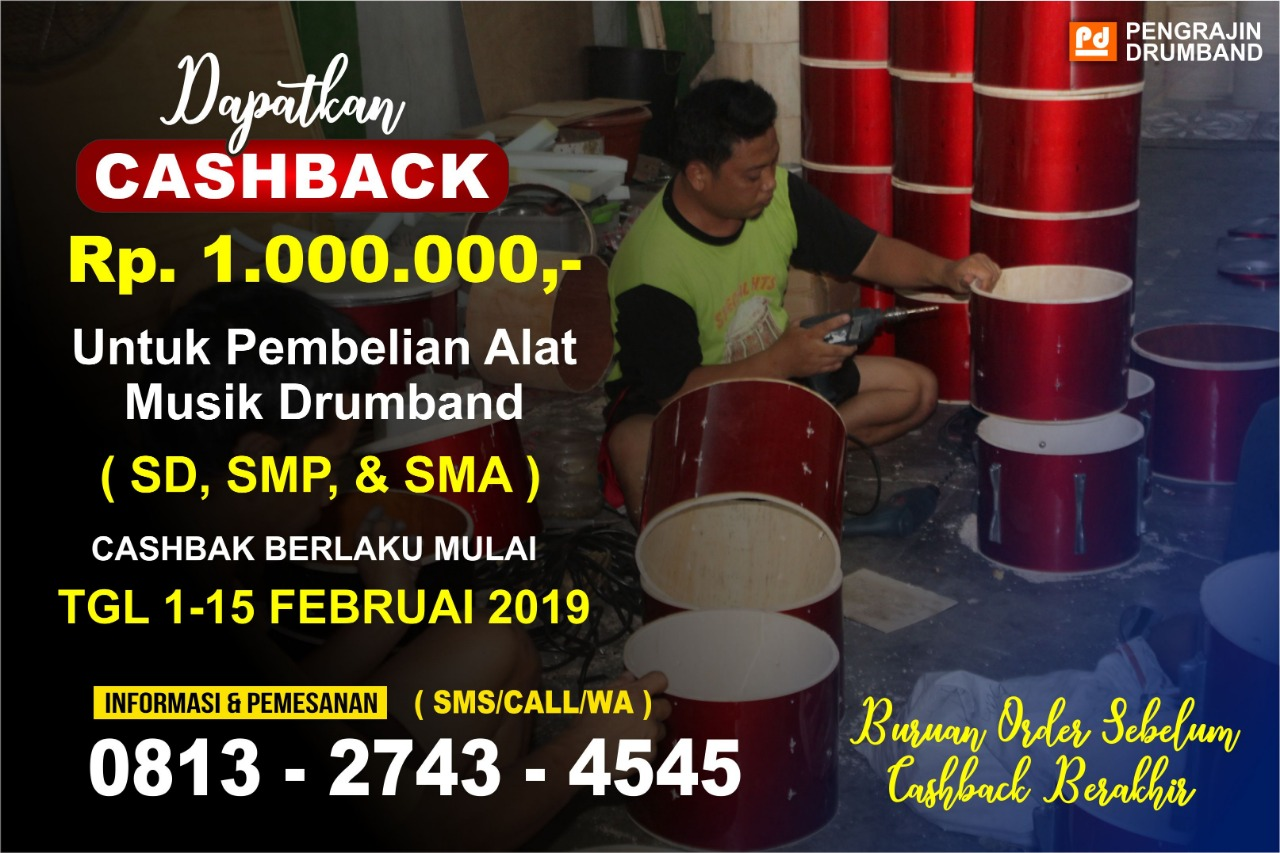 jual alat drum band