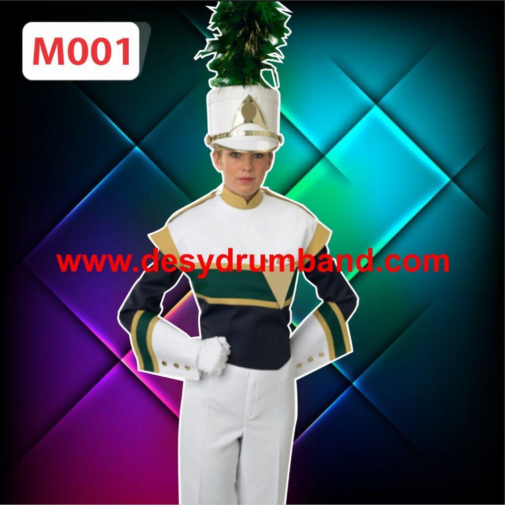 jual kostum drumband terbaru bantul