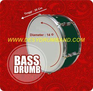 tempat jual alat drumband tk bass di yogyakarta