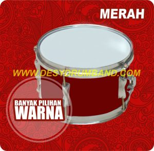 tempat jual alat drumband tk snare merah di yogyakarta